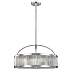 Lampa wisząca szklana IP44