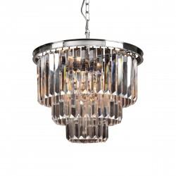 Luksusowy kryształowy żyrandol do salonu Glamour