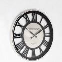 Elegancki duży zegar ścienny 51 do salonu lub jadalni