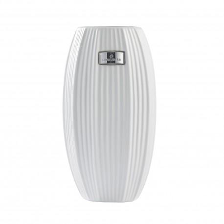 Lene Bjerre wazon ceramiczny biały