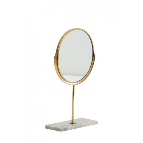 Luksusowe lusterko kosmetyczne lusterko stojące