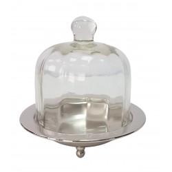Elegancka maselniczka-pojemnik na cytrynę