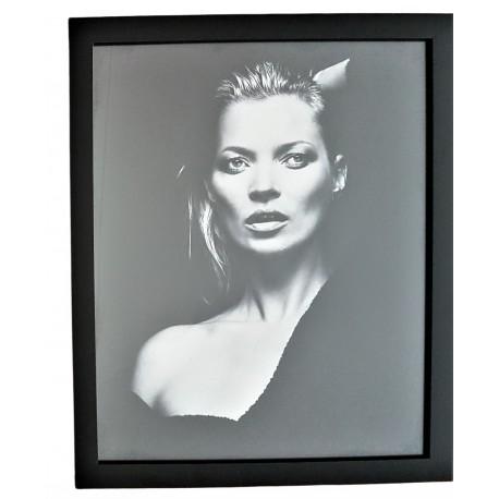 Obraz Audrey Hepburn-obraz czarna rama