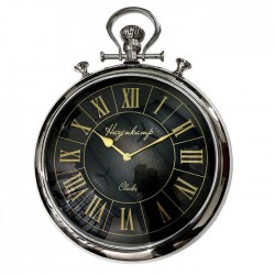 Elegancki zegar ścienny glamour-Art Deco