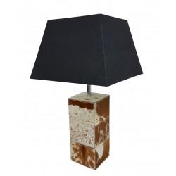 Luksusowa lampa stołowa Etno