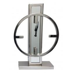 Nowoczesny zegar stojący glamour h 38