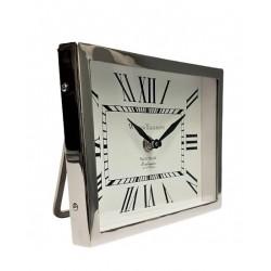 Nowoczesny zegar stojący na stolik nocny
