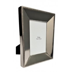 Elegancka metalowa ramka na zdjęcia Modern Classic 23x18