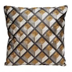 Luksusowa poduszka geometryczne wzory