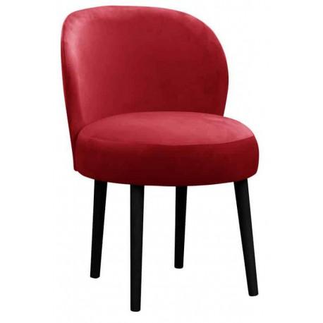 Tapicerowane krzesło do toaletki