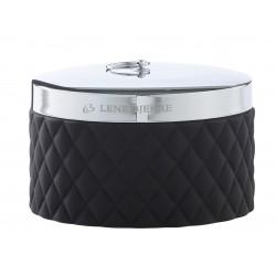 Luksusowy ceramiczny pojemnik na kosmetyki do łazienki