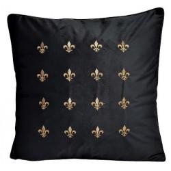 Luksusowa wyszywana poduszka Art Deco Glamour