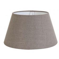 Luksusowy abażur do lampy podłogowej kolor ziemi