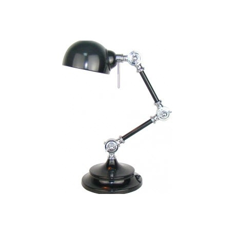 Lampa stojąca w stylu retro