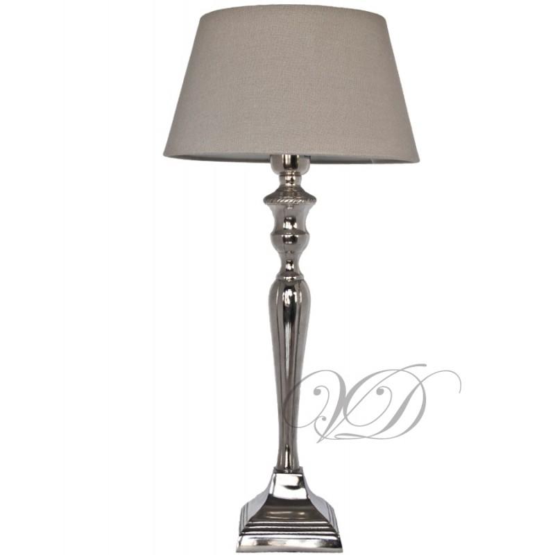 Lampa na komodę do salonu w stylu nowojorskim