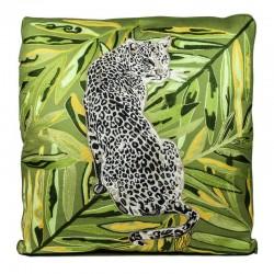Luksusowa wyszywana poduszka Boho-Etno