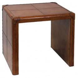 Designerski stolik w stylu loft