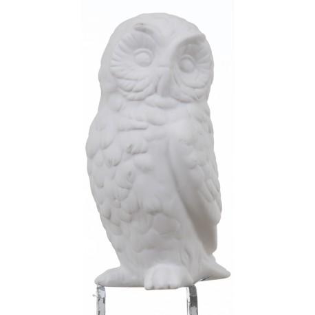 Skandynawska dekoracjyjna Sowa White Uggla