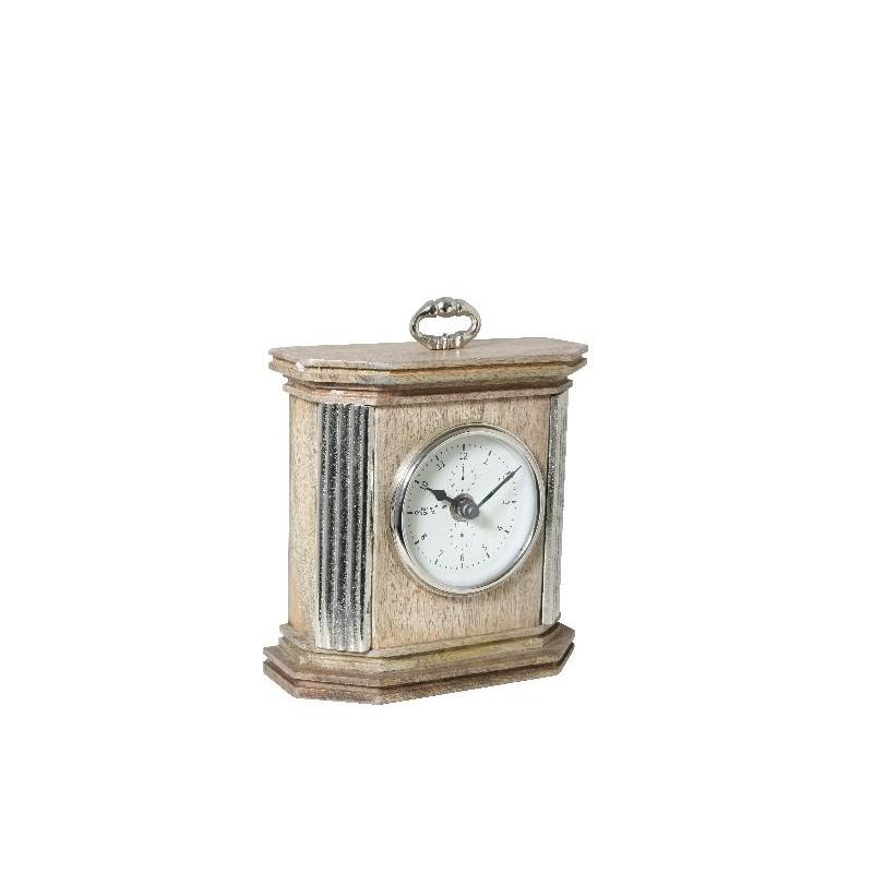 Stojący zegar na stolik nocny lub komodę