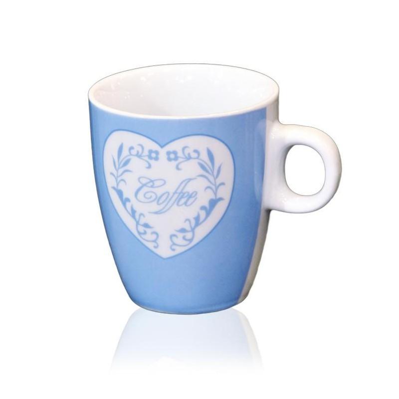Kubeczek Blue Coffe