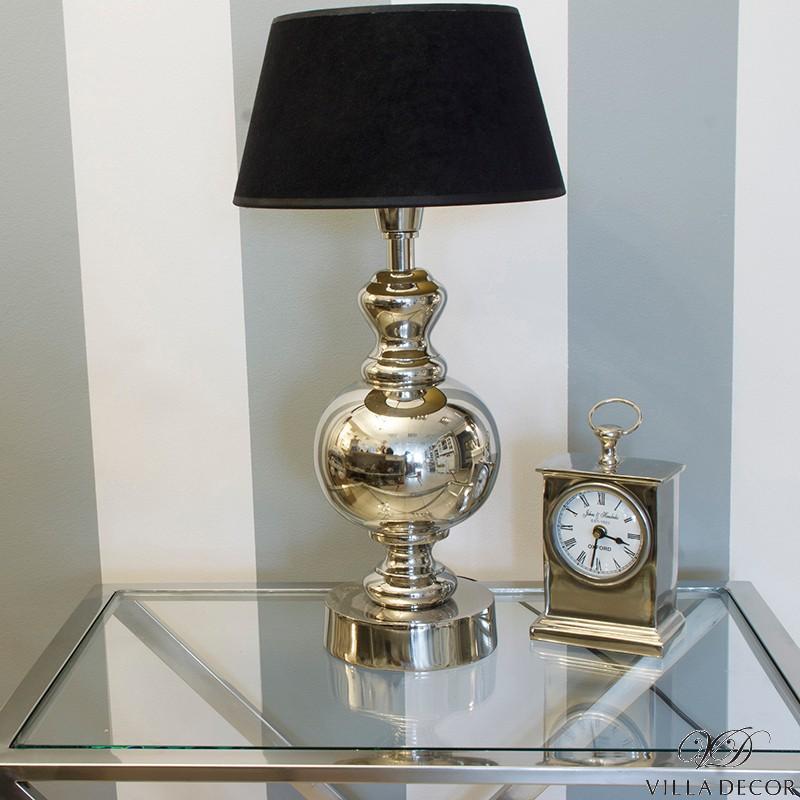 ekskluzywny zegar do sypialni na stolik lub komodę