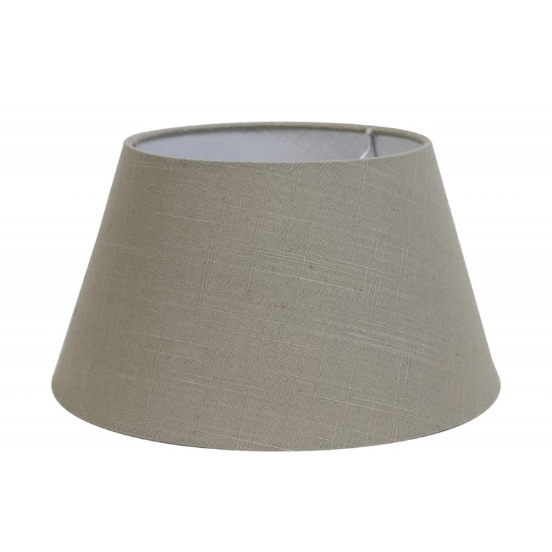 Abażur  Linnen Ø 30 lampa stołowa