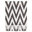 Ręcznie tkany dywan Zig-Zag 160X230