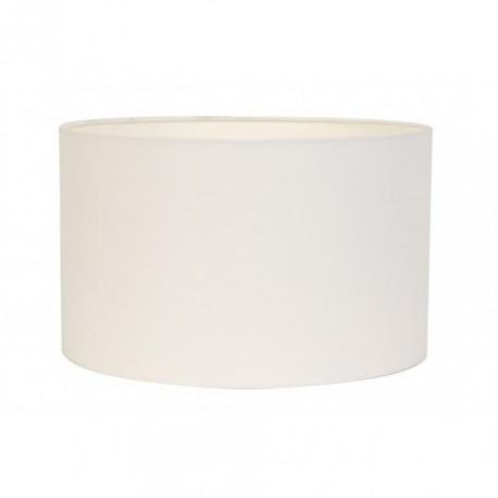 Biały abażur na lampę stojącą prosty L(30)