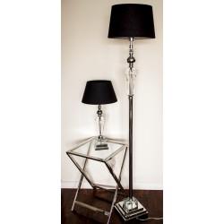 Lampa kryształowa podłogowa Chic Cristal