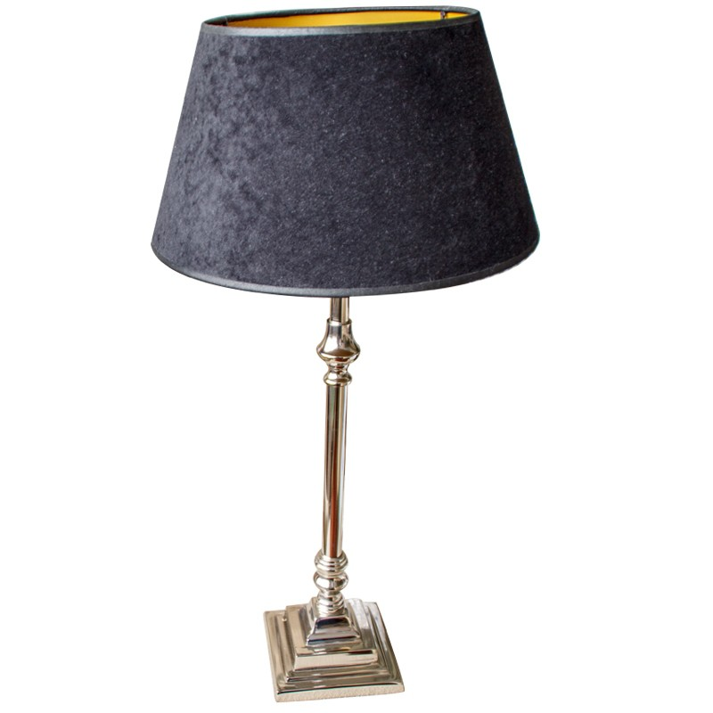 Lampa na komodę do salonu lampy w stylu hampton