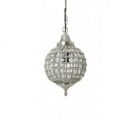 Kryształowa lampa-żyrandol Cristal Ball