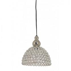 Kryształowa lampa punktowa zwis