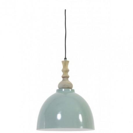 Modna lampa w kolorze miętowym nad stół Ø 29