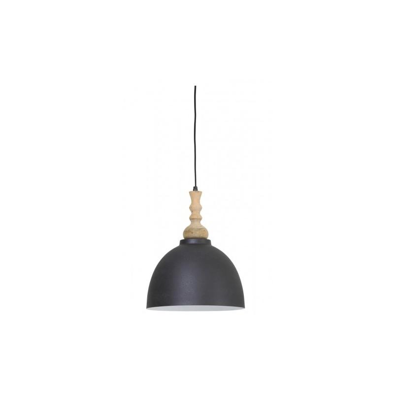 Czarna lampa wisząca/sufitowa