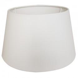 B.duży biały abażur do lampy podłogowej 45