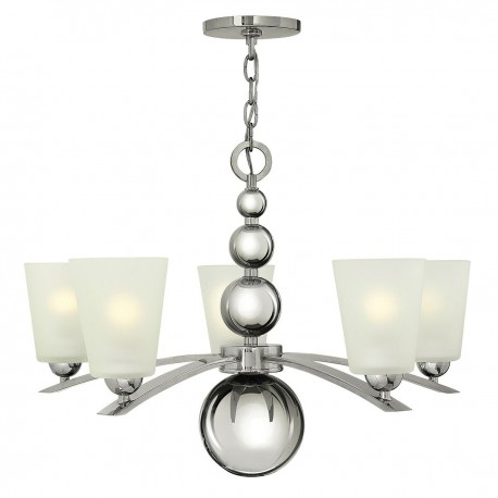 Żyrandol lampa sufitowa do salonu Modern Classic