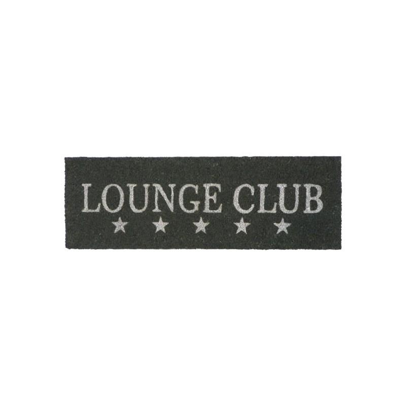 Wycieraczka koksowa Lounge Club 75x25x2cm