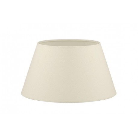 Ecrii abażur lampa stołowa śred.25cm