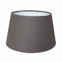 Abażur lampa stojąca Ø 25 ciepły grafit