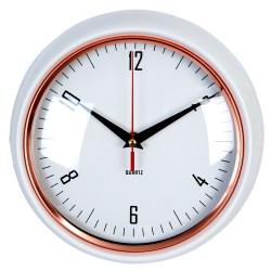 Biały zegar kuchenny Modern Quartz