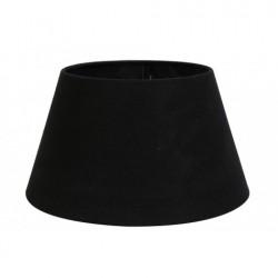 Czarny abażur 35 lampa stojąca środek czarny