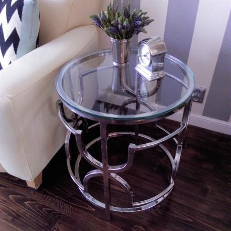 Luksusowy stolik boczny South Denver Ø 50