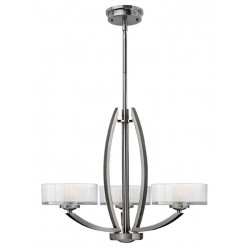 Lampa żyrandol Clasical Hampton 3