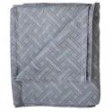 Narzuta do sypialni 180X260 Modern Classic Grey-Blue