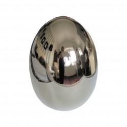 Niklowane jajeczko wielkanocne L