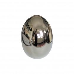 Niklowane jajeczko wielkanocne S