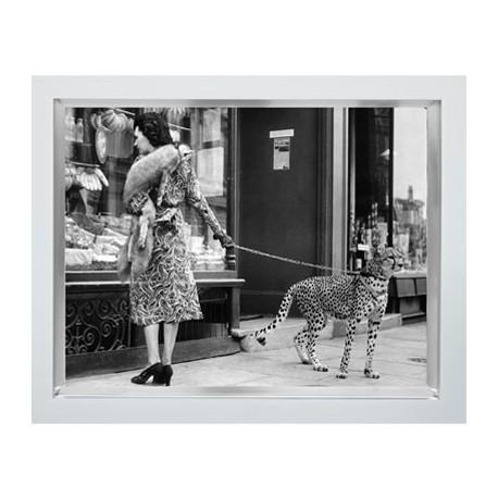 Obraz Leopard in New York