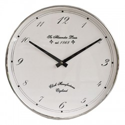 Nikowany zegar England