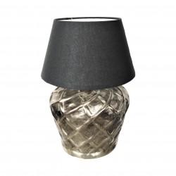 Lampa stołowa Silver Laguna M
