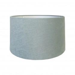 Abażur bawełniany lampa podłogowa Ø 45 Blue Laguna